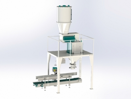 Feed Packing Machine Single-Double Weigher